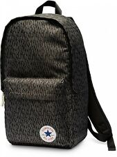 CONVERSE CORE POLY BACKPACK BLACK REFLECTIVE 10002531 970  CTAS  RRP £35
