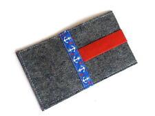 Handy-Etuis aus Textil mit Motiv