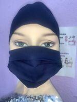 Details about  /Batman Scrub Cap Hat /& Face Mask W Filter Dentist Gorro Enfermera Superhero