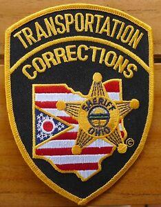 TRANSPORTATION CORRECTIONS Sheriff OHIO