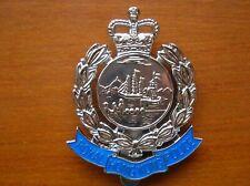 1969's~1997's Royal Hong Kong Police Cap Metal Patch,FIRMIN LONDOM