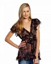 Damenblusen, - tops & -shirts mit Rüschen im Passform Größe 36