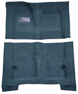 1971-1973 Cadillac Calais Carpet Replacement - Loop - Complete | Fits: 4DR