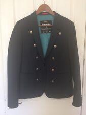 Ladies Superdry + Timothy Everest Muse Blue Blazer Size 14