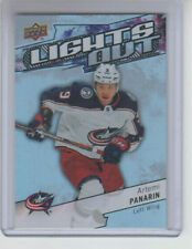 18/19 UD Overtime Wave 3 Columbus Blue Jackets Artemi Panarin Lights Out #LO-6