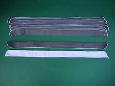 10 original DDR NVA Kragenbinden Kragenbinde strichtarn