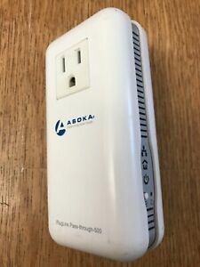 Asoka PlugLink ETH-500 Mbps HomePlug MODEL PL9677-B1  (one) TESTED