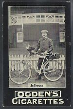 OGDENS TABS-ITEM 97-2- CYCLING - JEFFERSON