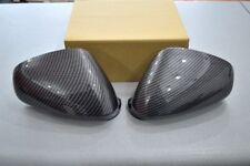 COUPLE ALFA ROMEO GIULIETTA MITO 159 MIRROR COVER CARBON LOOK EFFECT DOOR WING