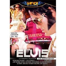 ELVIS Parodia LEXI BELLE ASA AKIRA English language Spanish DVD - EX condition