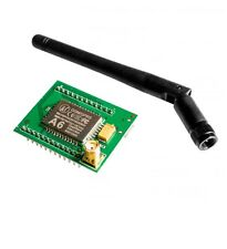 A6 GPRS GSM Module Adapter Board Plate Quad-band 850 900 1800 1900MHZ +Antenna M