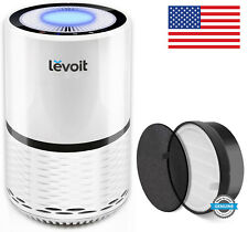 Levoit LV-H132 Air Purifier True HEPA Filter Cleaner for Home Smoke Allergies