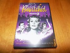 BEWITCHED SEASON 2 Two TV 60's Era Comedy Classic Elizabeth Montgomery DVD NEW