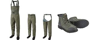 Leeda Profil Breathable Waders & Boots / Fishing