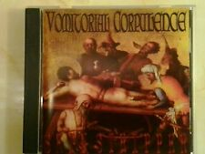 VOMITORIAL CORPULENCE SKIN STRIPPER CD Rare Aussie CHRISTian Grindcore/Goregrind