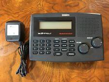 Uniden Bearcat BC244CLT Police Fire EMS Ham Radio Scanner Alarm Clock - Tested