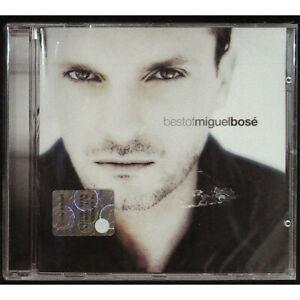 Miguel Bose' CD Best Of / Warner Music 3984274462 Sigillato