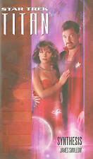 Star Trek: Titan #6: Synthesis by James Swallow (Paperback) NEW BOOK