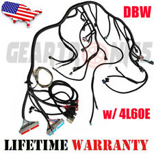Ls3 Engine Standalone Wire Harness Fits 03 07 Ls Vortec With4l60e 48 53 60 Dbw