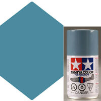 Tamiya AS-19 Intermediate Blue USN Lacquer Spray Paint 3 oz