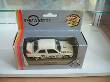 Gama BMW 325i (BMW M Technic in White on 1:43 in Box