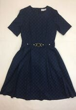 Estee Lauder Opening Ceramony Employee Jacquard Dress Fits Size Small