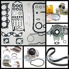 92-95 Honda Civic VX 1.5L 16V SOHC D15Z1 V-Tec ENGINE MASTER REBUILDING KIT