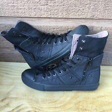 Levis Shoes High Top Zipper Size 9,5