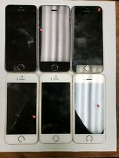 Apple iPhone SE -MIX GB (Unlocked) A1662 FAIR CONDITION!! !!LOT OF 6!!