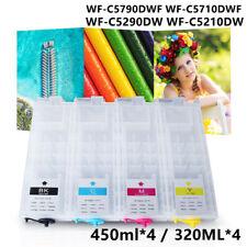 Compatible T9441 Ink Cartridges For Epson WF-C5210 5710 5290 5790 Chip Decorder