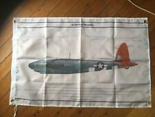 Mosquito bomber raaf raf ww2 Air Force print poster Mancave flag wallhanging