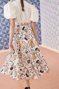 Custom listing for stacy-Ulla Johnson Eugenie Skirt Cream Size 4