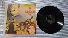 E LA NEVE VA - COLONNA SONORA ORIGINALE-  LP 33 GIRI