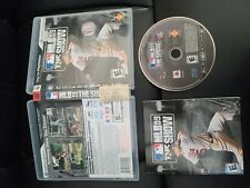 MLB 09: THE SHOW Playstation 3 PS3 Game COMPLETE FAST FREE SHIPPING