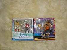 Max Factory Figma No.081 King Kazma & No.083 Love Machine Summer Wars Japan