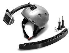 Pole superfici curve lisce Long Pivot Arm Mount F. GoPro Go Pro HD HERO 1,2,3, + ACCESSORI SUPPORTO