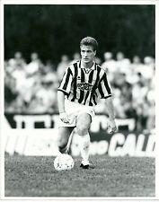 1994 DIDIER DESCHAMPS Foto originale Juventus precampionato
