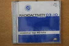 Radioactivity Volume 03-10 Essential Top 40 Hits Pulse Music DJ Tools (Box C108)
