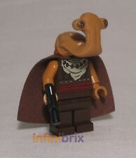 Lego Custom Ithorian Hammer Head Minifig Star Wars Tatooine Cantina NEW cus245
