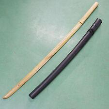 Cutting Practice Wood Sword Plastic Scabbard Bokken Paper Cut Swing Kendo Kumdo