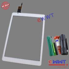 "Original White LCD Touch Screen+UV Glue for Teclast X98 Air 3G 9.7"" 2014 ZVLU031"