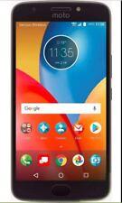 NEW Moto E4 PLUS Verizon Prepaid 4G LTE Android 16GB 5' HD 8MP Fingerprint