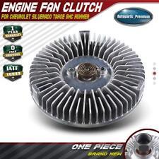 Cooling Fan Clutch for Chevrolet Silverado Tahoe GMC Sierra Yukon 4.8L 5.3L 6.0L