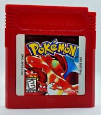 Pokemon Red Version (Nintendo Game Boy Colour, 1999) GBC GBA