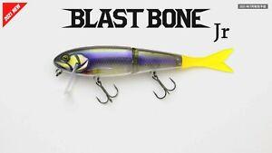 JACKALL Blast Bone Jr 5.9 inch 0.91 oz Slow Floating Joint Big Bait Choose Color