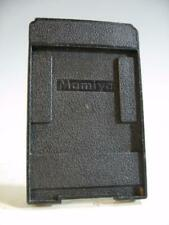 Mamiya 645 Prism Finder Bottom Cap/Cover #X