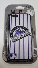 COLORADO ROCKIES 3D Hard Protective Cell Phone Case for the IPhone 5 5