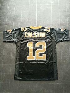 New Orleans Saints NFL Jersey #12 COLSTON 48/M