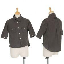(SALE) Jean Paul GAULTIER ARIS half sleeve shirt Size 40(K-19667)