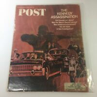 The Saturday Evening Post Magazine: January 14 1967 - The Kennedy Assassination